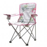 Joules Lazy Chair Grey Floral Camping Chairs Grey Chair