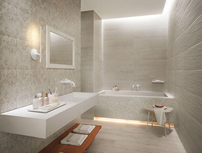 Ideen für Badezimmer Design-luxuriöse Badezimmer Fliesen und - badezimmer ideen wei