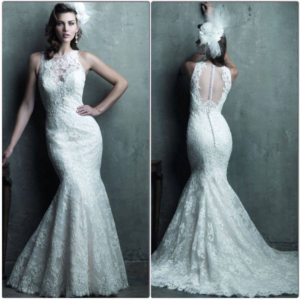 Allure bridal gown here at Bridal Magic Boutique! | Wedding Dresses ...