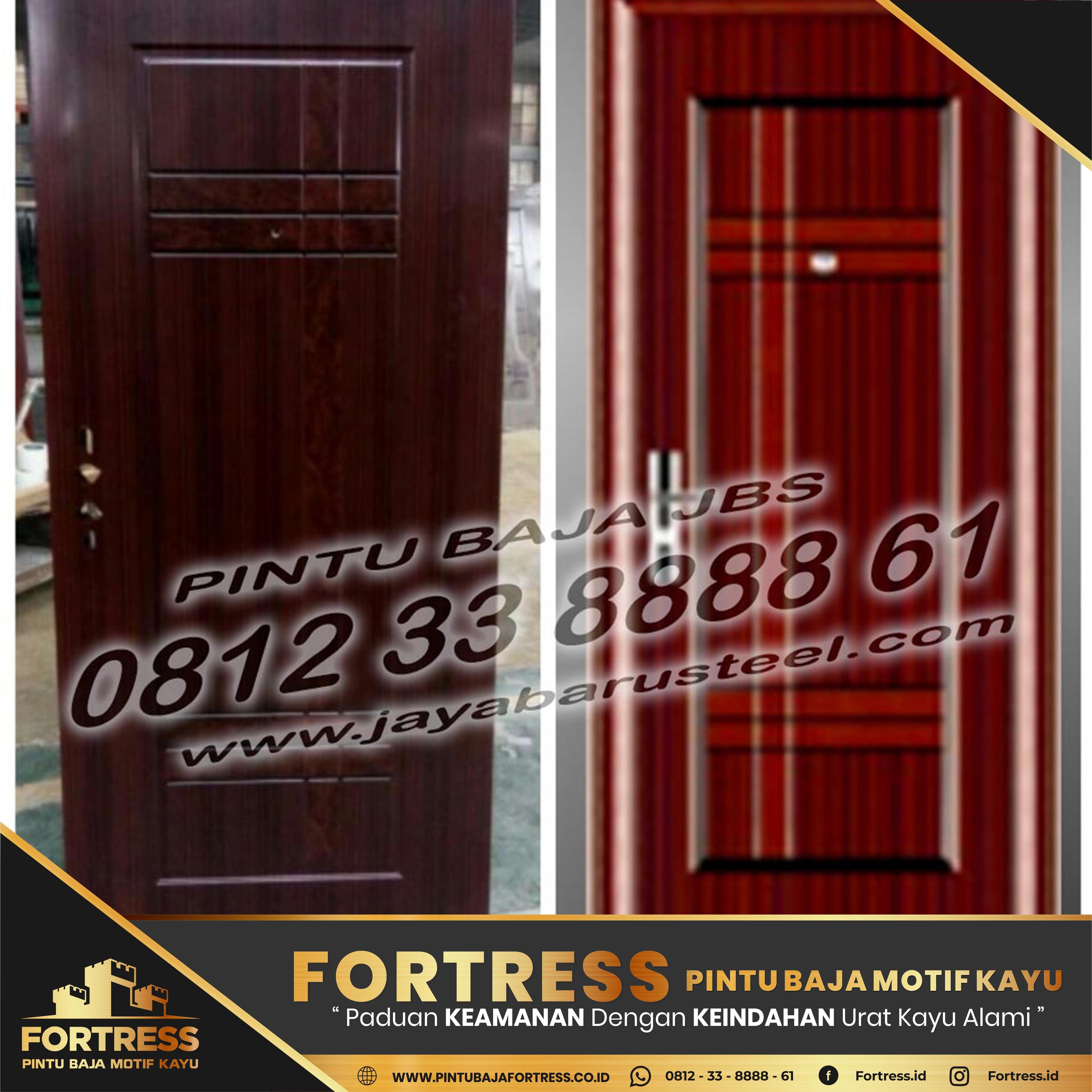 0812-91-6261-07 (JBS) Pekan Baru Steel Valve Door