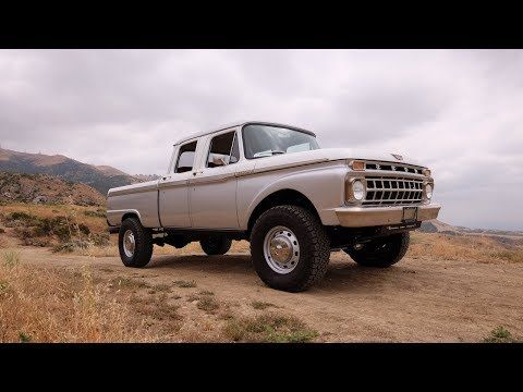This Cummins-Powered Vintage Ford Is Our New Favorite ICON Restomod
