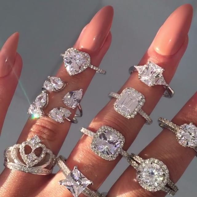0aea518844 IG:@phantomjewels if you love rings, then prepare to fall in love with Phantom  Jewels ❤️