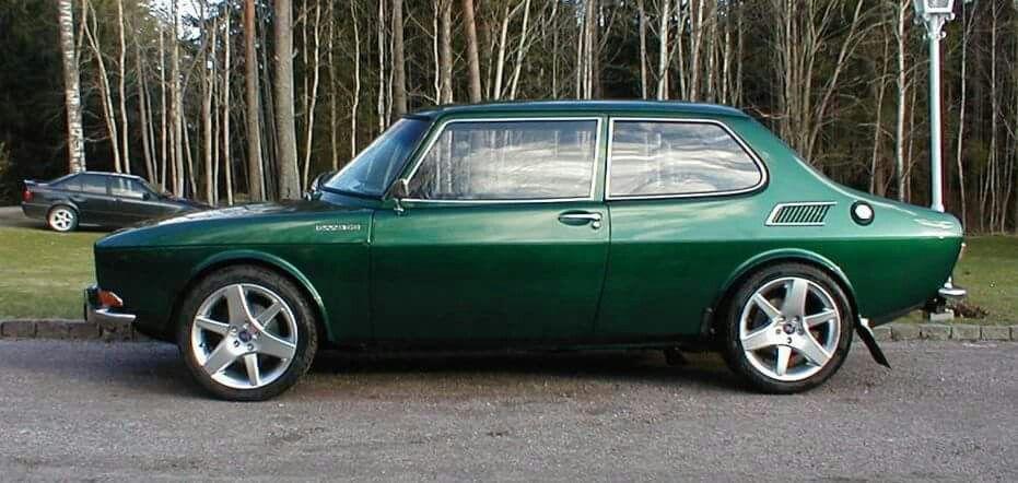 Saab 99 Saab Cool Cars Custom Cars