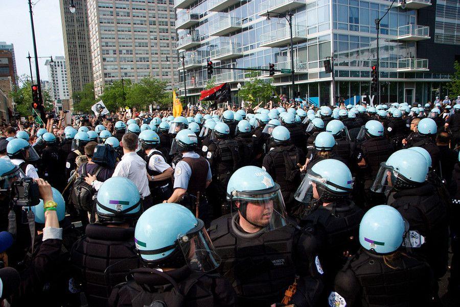 NATO Chicago May 20 2012