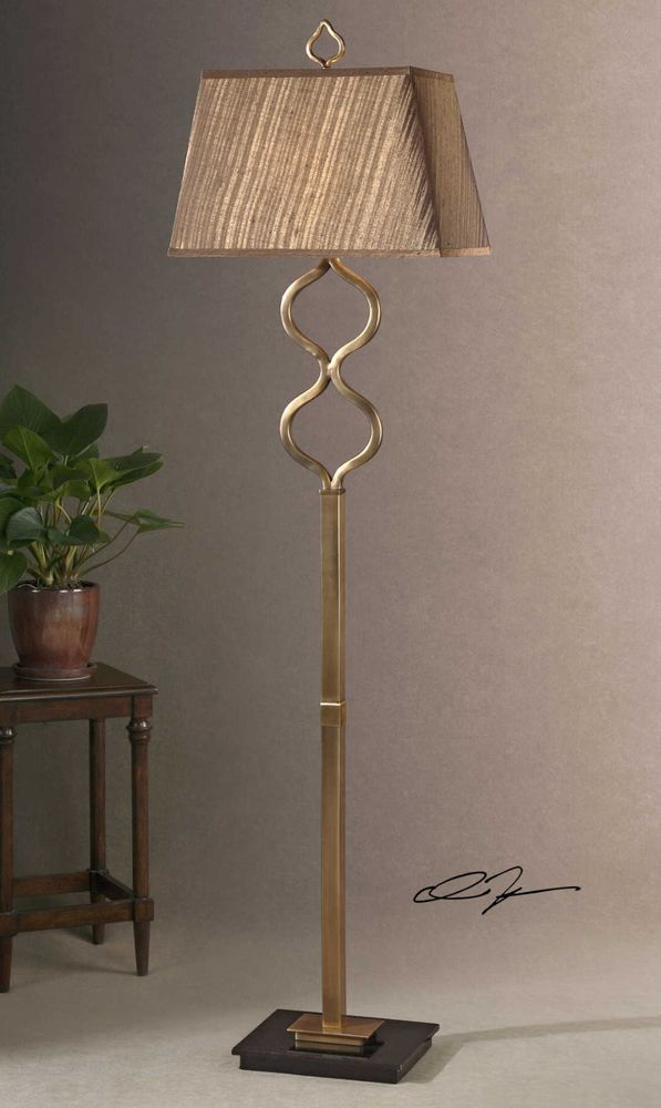 Floor Lamp Floor Lighting Floor Lamp Contemporary Uttermost
