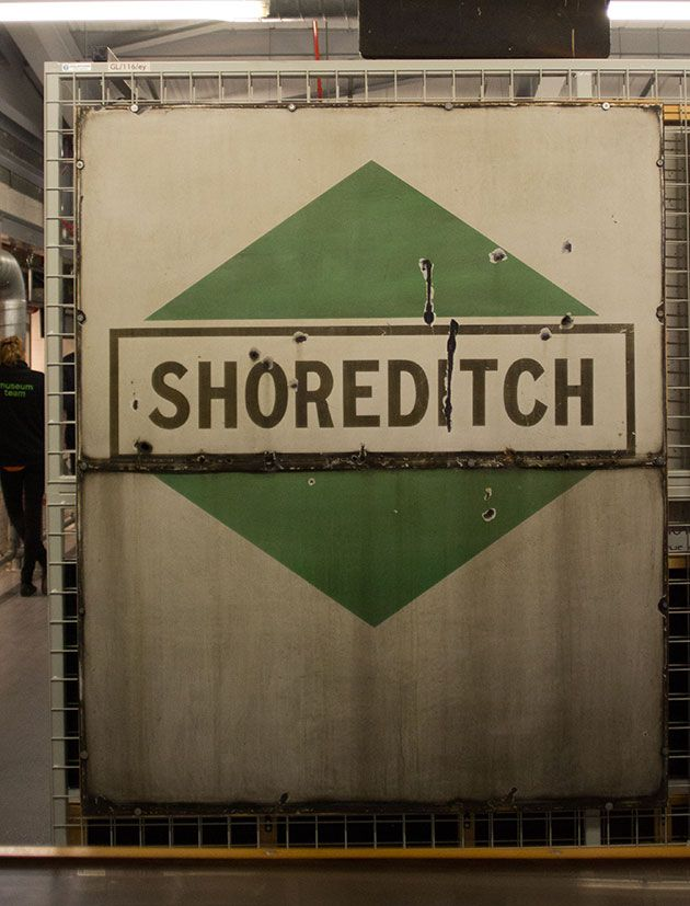 Shoreditch Tube Station: Ltmad_shoreditch_logo (With Images)