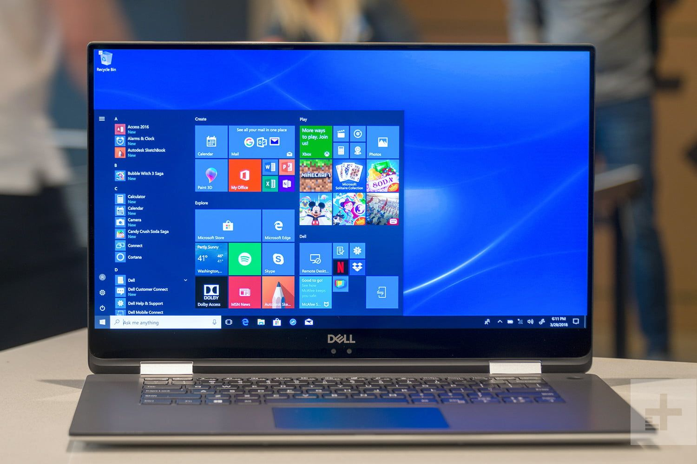 Dell Xps 15 2 In 1 Vs Acer Nitro 5 Spin Dell Xps Best Laptops