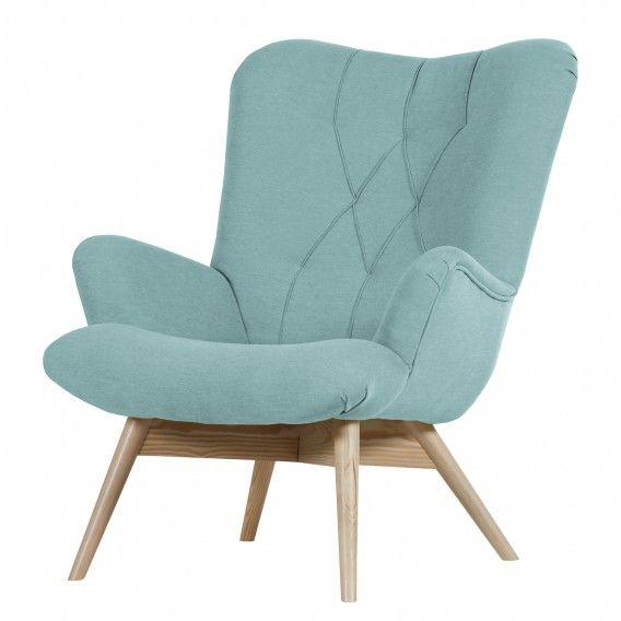 Sessel tias webstoff wohnzimmer pinterest sessel for Schaukelstuhl home24