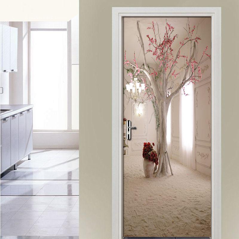 3d Espaco Floral Arvore Pintura Mural Da Parede Rolo Sala Quarto