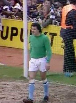 John Burridge Aston Villa 1976