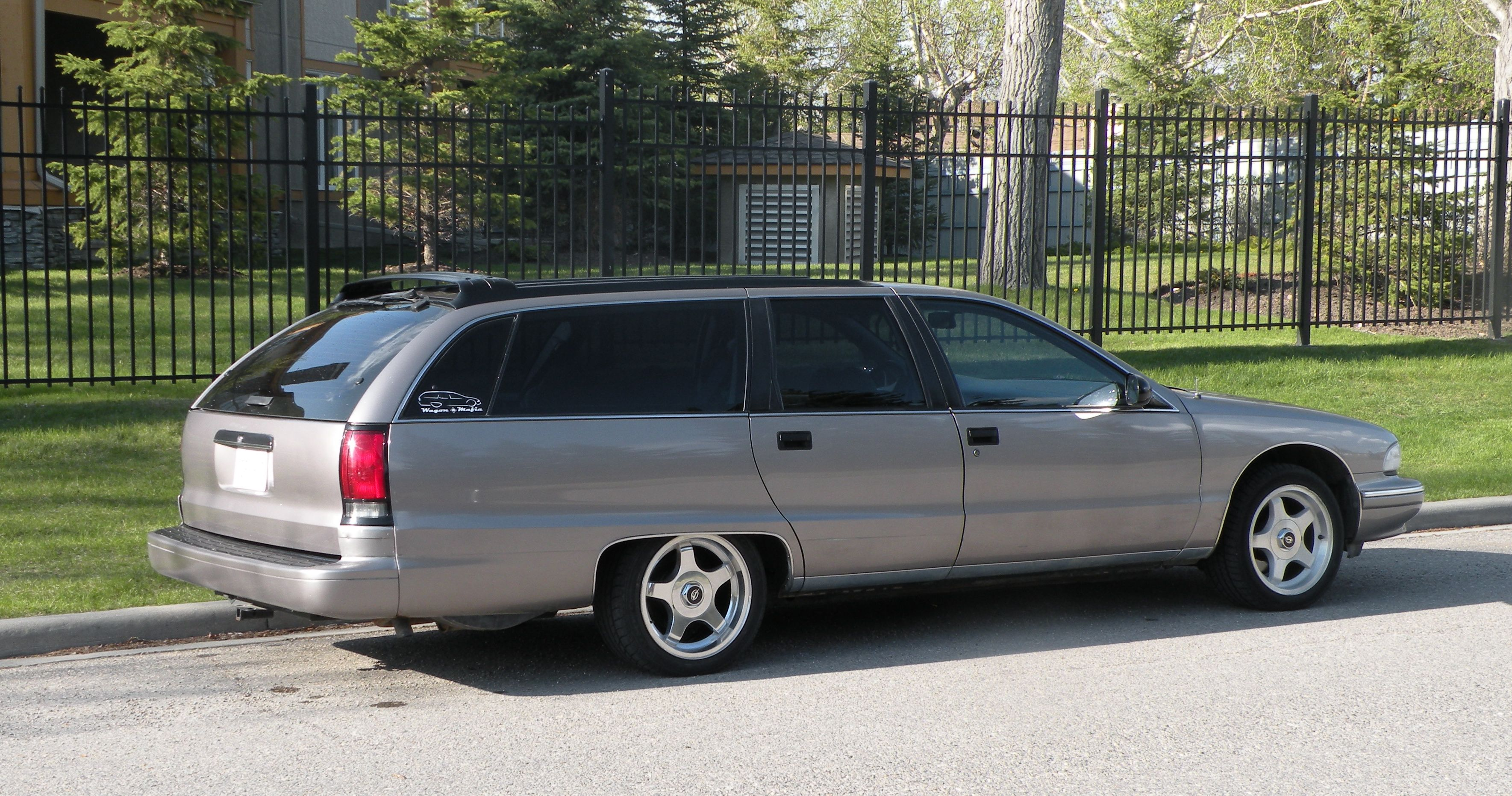 Pin On 91 94 Chevy Caprice Wagons