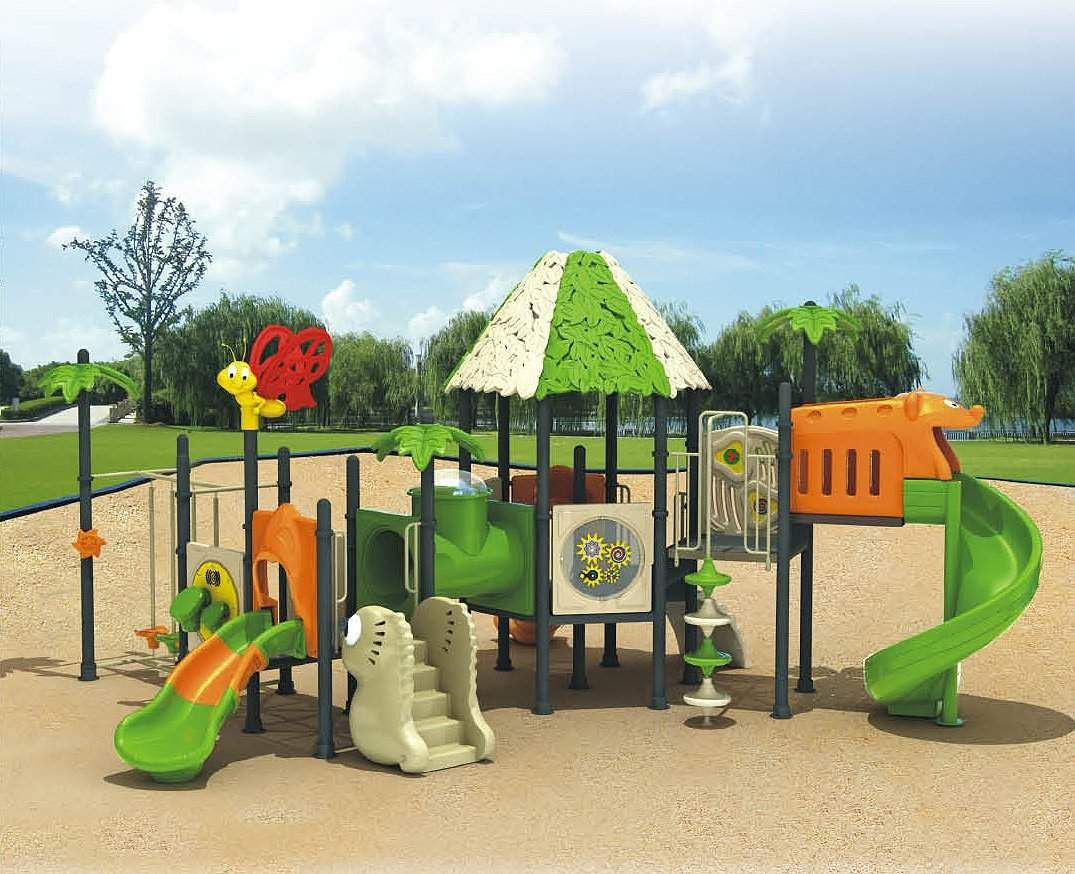 Kids Backyard Playground