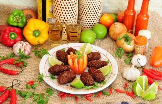 Comida di Buteco - kibe