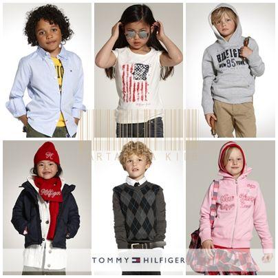7f61e4e17ef Ropa infantil Tommy Hilfiger niños