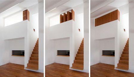 Fermer une mezzanine maison morgan mezzanine