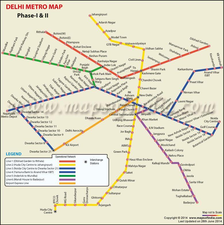 Distance Between Noida City Center To Sector