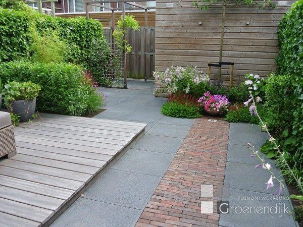 Kleine moderne tuin met japanse esdoorn google zoeken paver