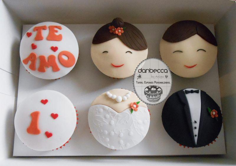 Pasteles Aniversarios Pictures To Pin On Pinterest: Cupcakes Aniversario