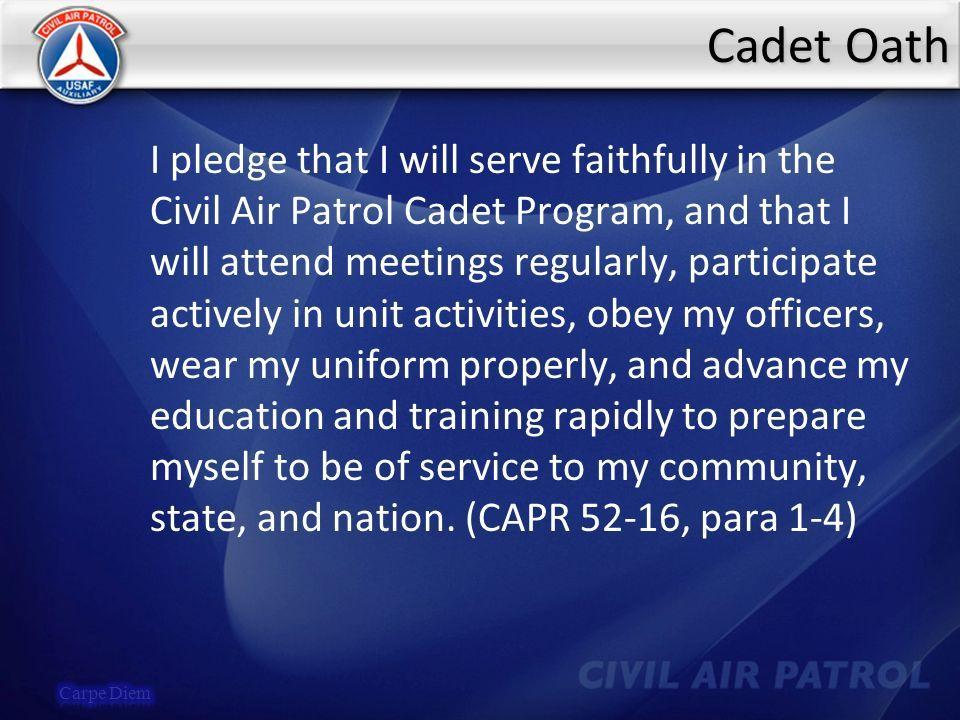 Image result for civil air patrol cadet oath Civil air