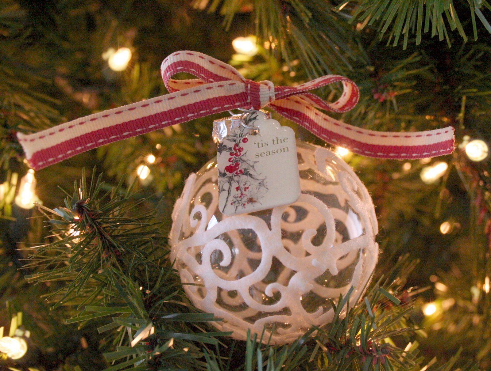 Diy Felt Swirl Ornament  Cute, Easy, And Simple I