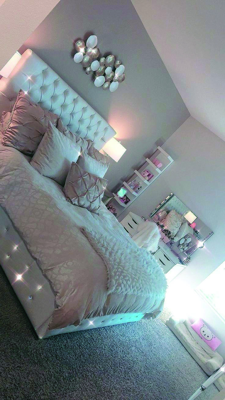Adolescent Bedroom Ideas That Are Actually Enjoyable and Cool #teenagegirlbedrooms