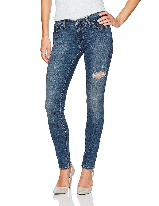 5b095a423d04 Levi's Women's 711 Skinny Jean, at Amazon Women's Jeans store ...