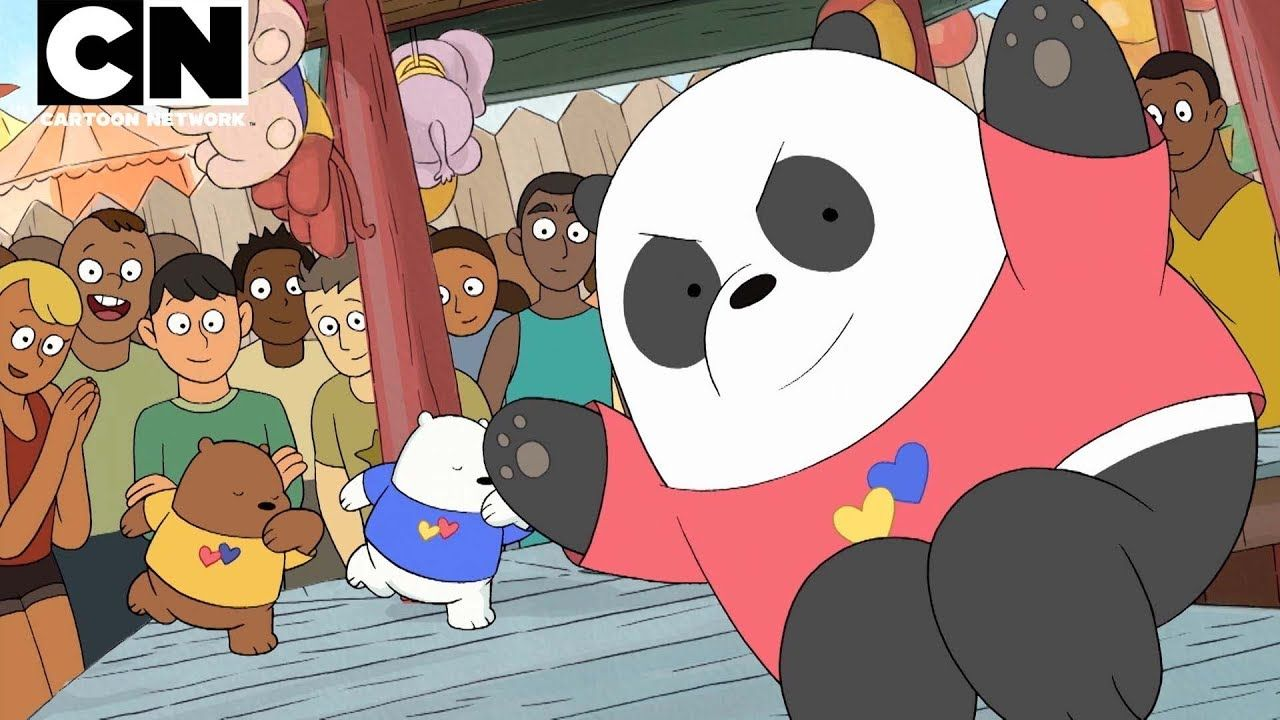 We Bare Bears Baby Bear Rap Cartoon Network We Bare Bears Baby We Bare Bears We Bear Bears