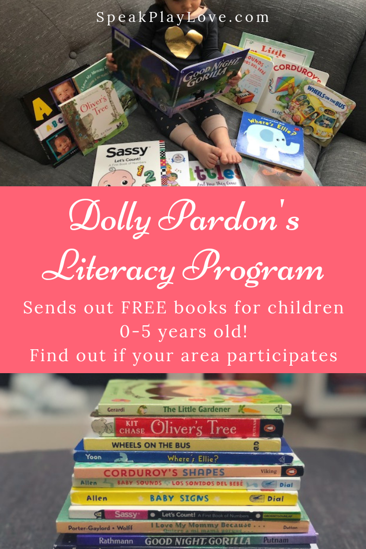 How We Get Free Books in the Mail | Toddler and Preschool