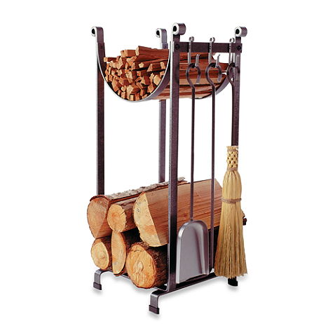 Enclume 174 Hearth Collection Sling Rack With Bar And Tools