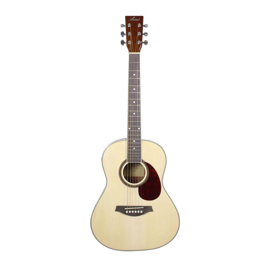 Artist Lsp34 3 4 Size Beginner Acoustic Guitar Ultimate Pack Natural In 2020 Acoustic Guitar Guitar Acoustic
