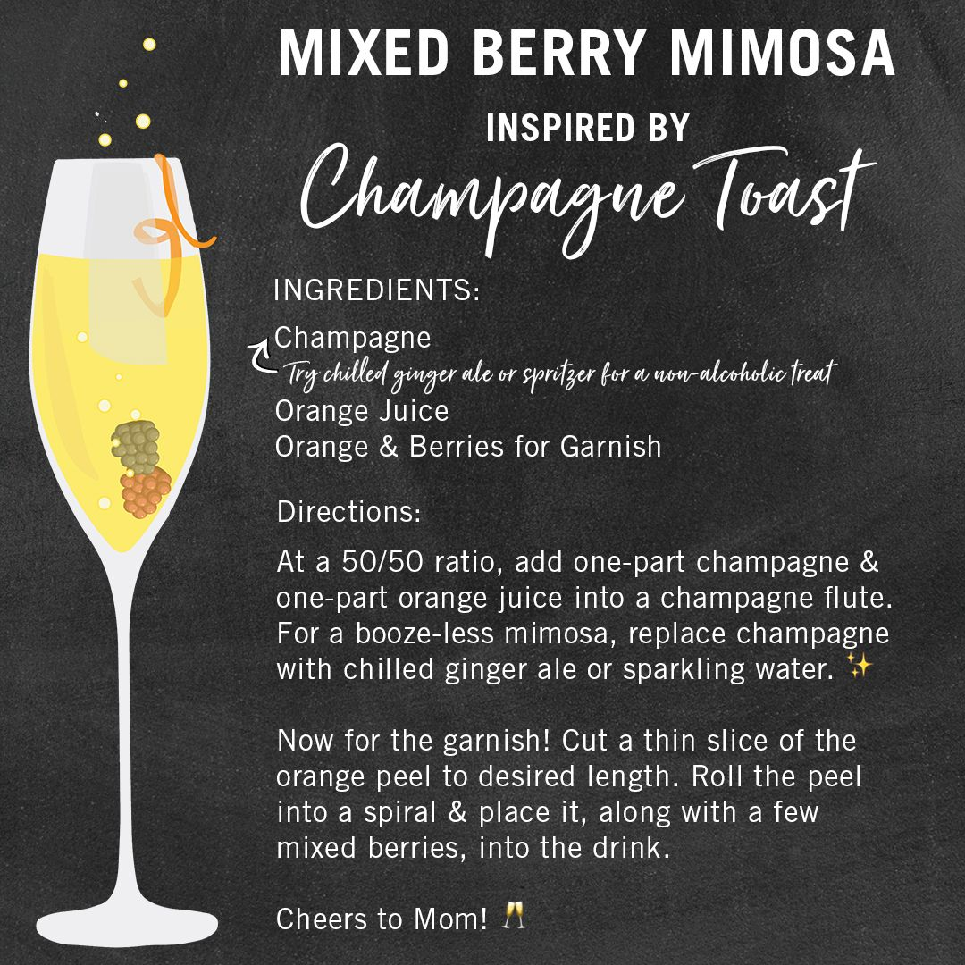 Mixed Berry Mimosa Inspired By Champagne Toast In 2020 Mixed Berries Berries Bath And Body Works