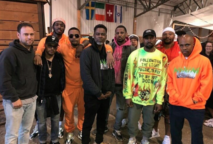 Rappers Are Now Banned From The Wyoming Ranch Kanye West Held His Listening Party At In 2020 Kanye West Wyoming Kanye