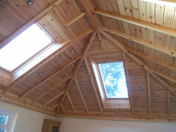 Vaulted Roof Jpg 600 450 Hip Roof Vaulted Ceiling Bedroom Roof Design