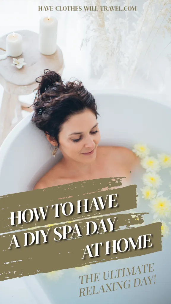 Photo of How to Have a Relaxing DIY Spa Day at Home
