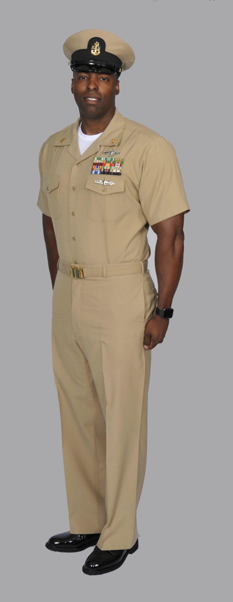 Service Uniform Five Easy Rules Of Service Uniform Uniform Khaki Trousers Cold Weather Parka