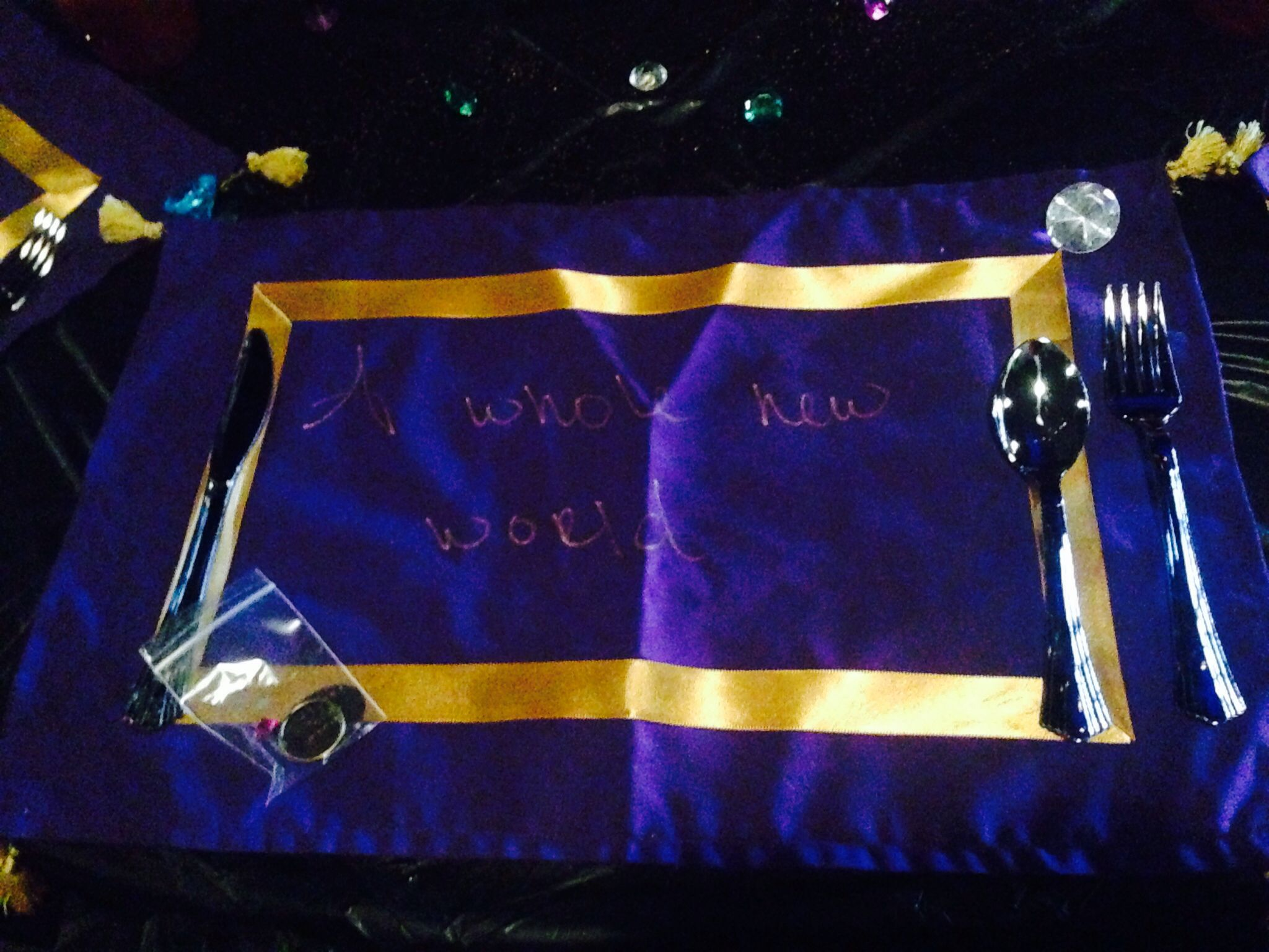 Aladdin theme table to be wed pinterest wedding