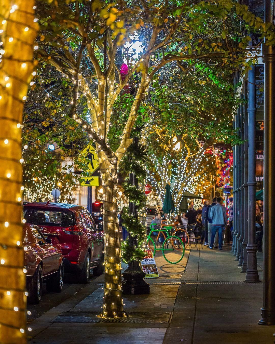 Christmas Lights Pensacola 2019 Stroll through Downtown Pensacola under the canopy of 400,000