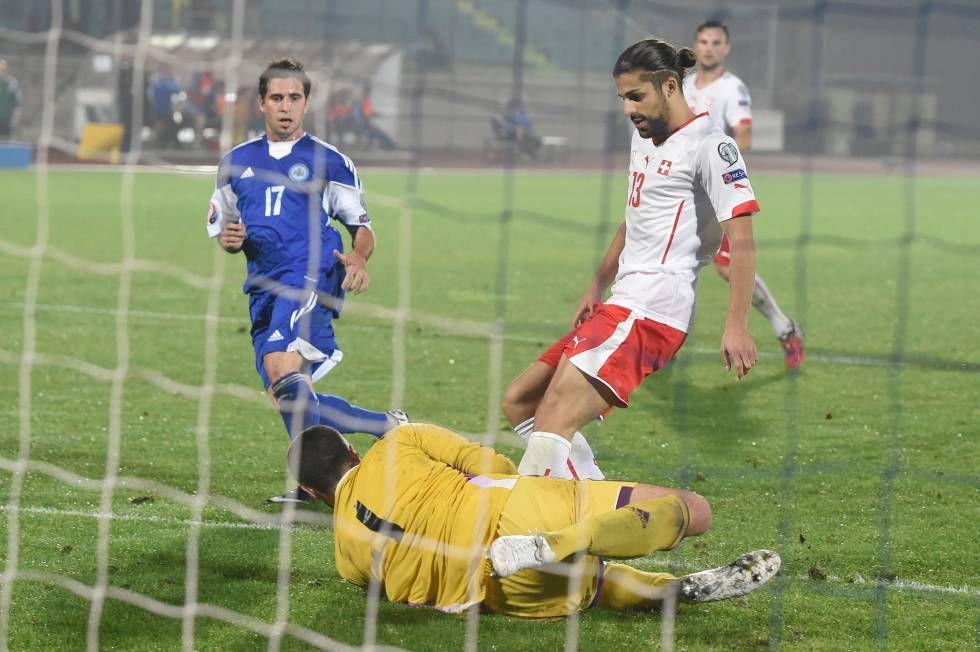 Nati gegen Fussball-Zwerg: Die Bilder aus San Marino | Fussball | Blick