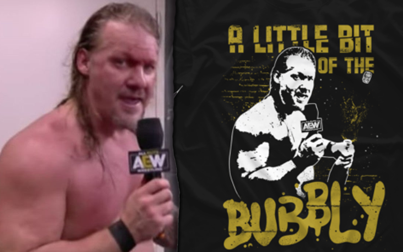 Image result for chris jericho little bit of bubbly