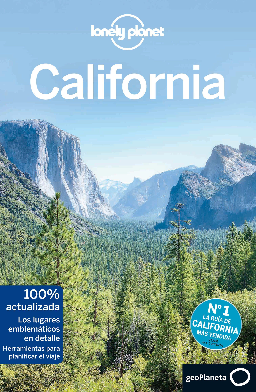 California 3 Planeta De Libros Lonely Planet Libros De Turismo Playa Del Sur