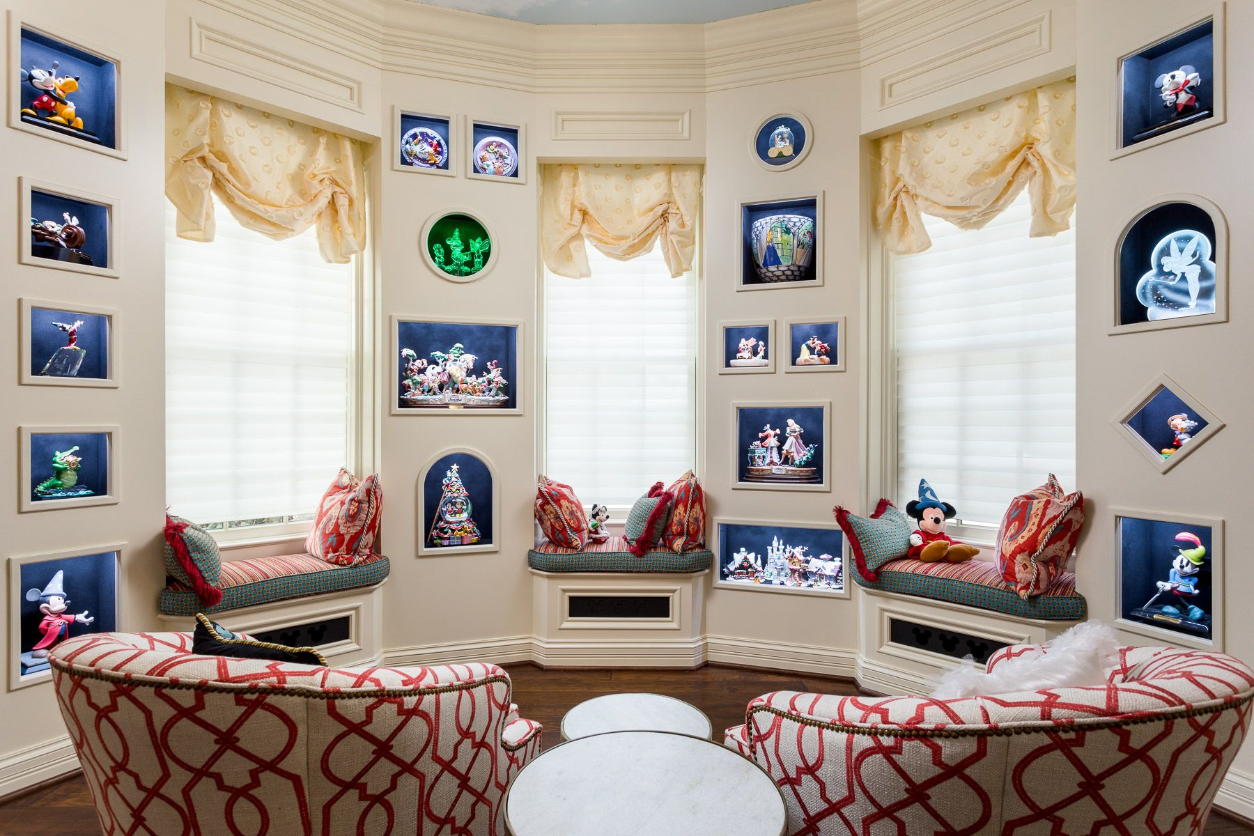 Referenzprojekt aus den USA: The Coats Residence | Disney-Fans ...
