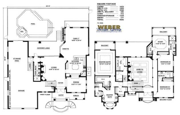 Caribbean home design st croix home plan weber design for Weber house plans