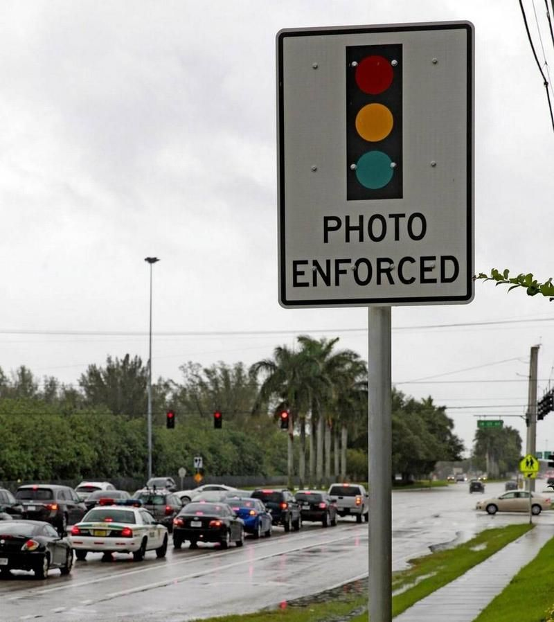 Florida Supreme Court Rules Aventura Red Light Cameras Constitutional Controversy Continues Red Light Camera Light Red Camera