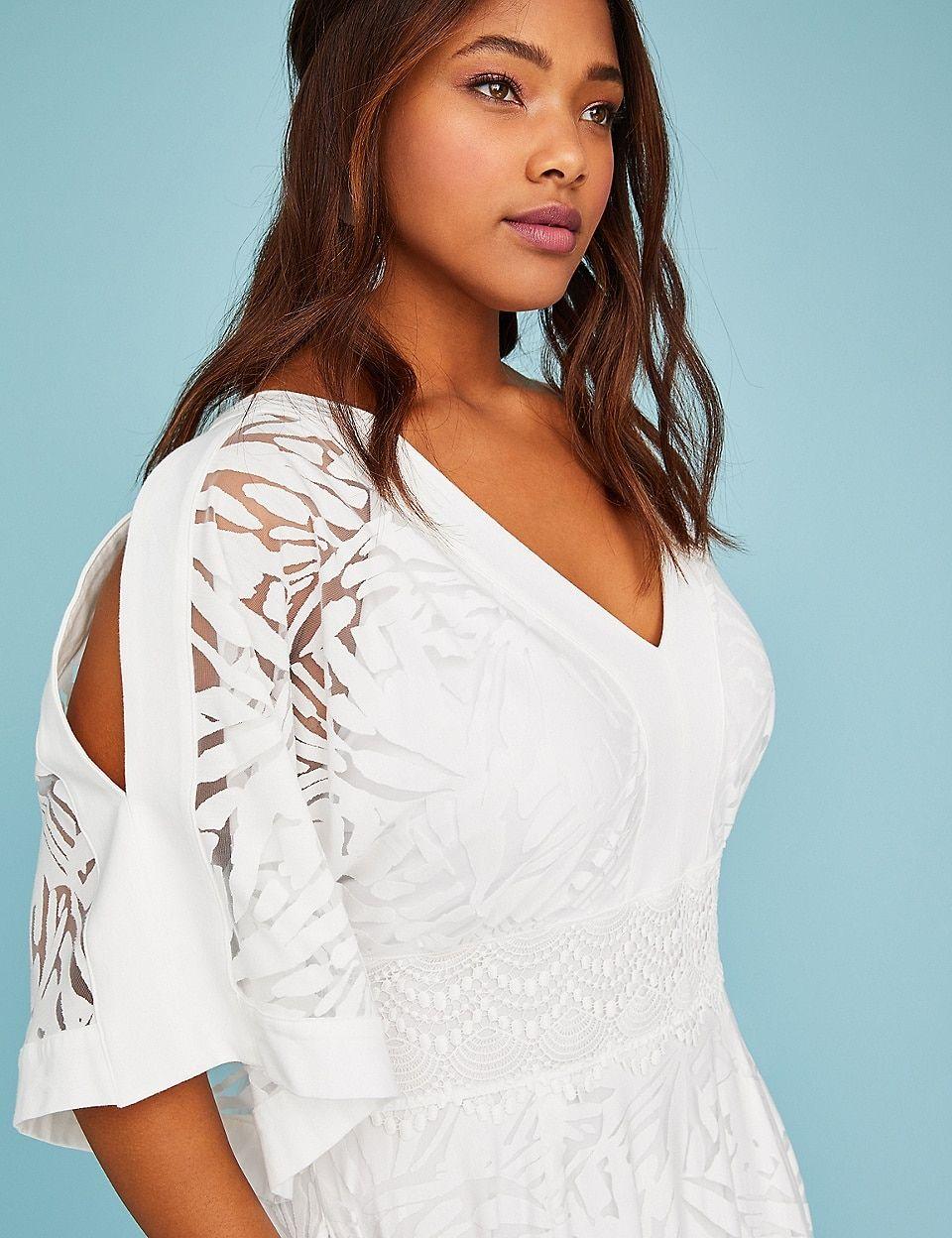 Lane Bryant Maxi Dresses