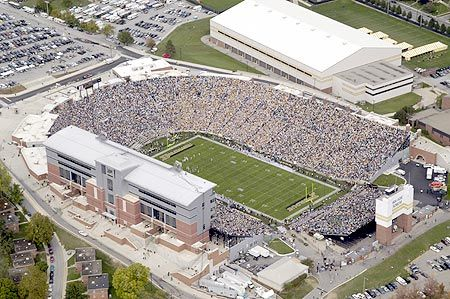 Ross Ade Stadium West Lafayette Indiana With Images Chicago Fun Purdue University Purdue