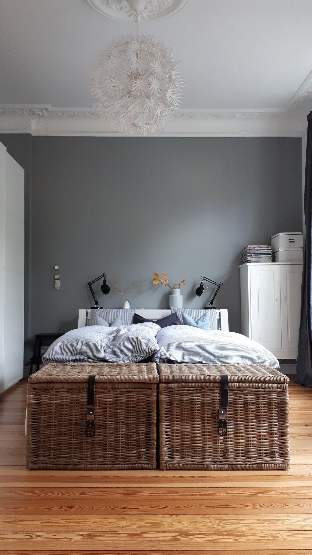 Herbstliches Schlafzimmer Herbst Schlafzimmer In 2020 Altbau Schlafzimmer Graues Schlafzimmer Schlafzimmer