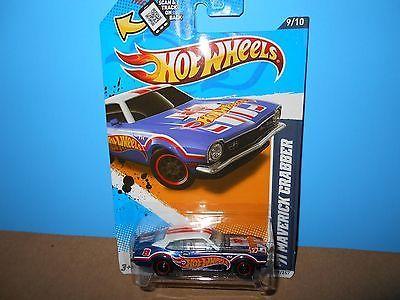 Hot Wheel Super Treasure Hunt 71 Maverick Grabber With Images