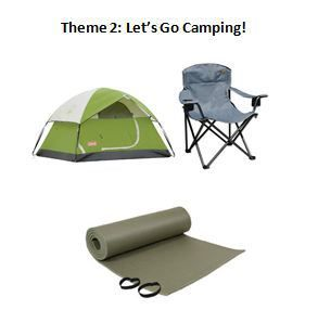 Lets Go Camping!