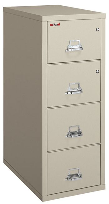 Fire Resistant 4 Drawer Legal Safe In A File Filing Cabinet