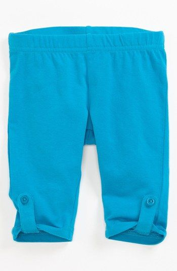 Tea Collection Side Tab Leggings (Little Girls & Big Girls) available at #Nordstrom - size 5 runs small